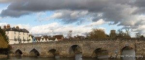 160301 4 Bidford Bridge pano