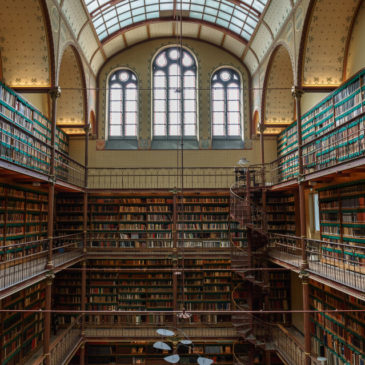The Rijksmuseum Library