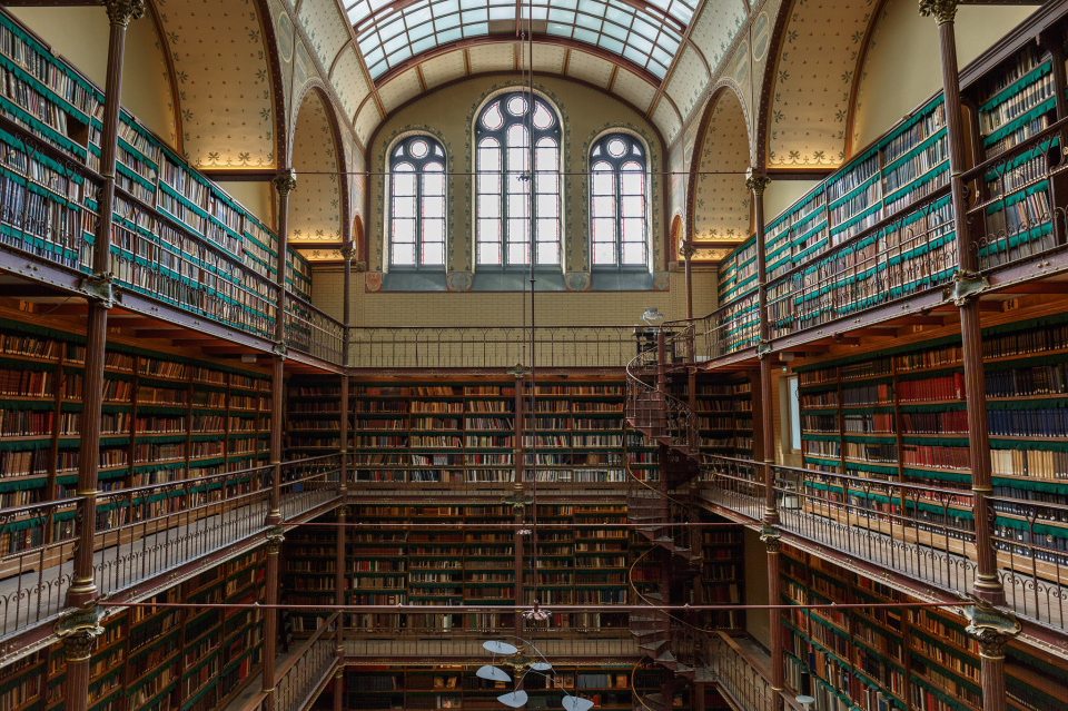The Rijksmuseum Library