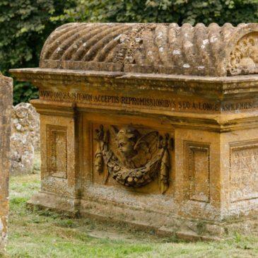 Bale-tomb