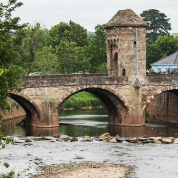 Monnow Bridge